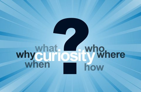 The key to your inner strength: curiosity and courage