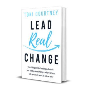 Toni Courtney - Lead Real Change